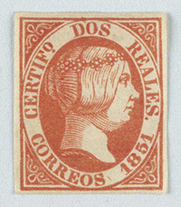 2 reales 1851