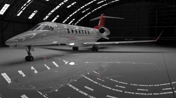 Jet De Bombardier