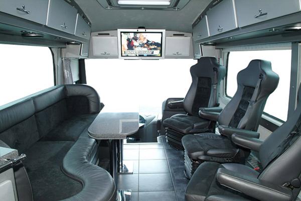 interior V race cars