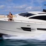 Lazzara LSX 92, el placer de la navegación