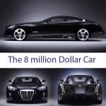Exelero, el coche más caro del mundo
