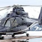 El silencioso Eurocopter EC155 B1
