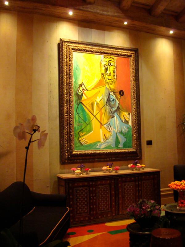 Contemporary-Interior-Design-of-Picasso-Restaurant-at-Bellagio-Resort-Las-Vegas