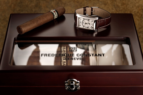 Frederique-Constant-and-Cohiba-Limited-Edition-Watch-+-Humidor-Set-2