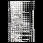 El lujo de Dupont está en su colección Diamond Rain