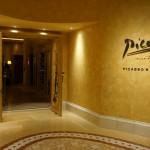 Restaurante Picasso de Las Vegas