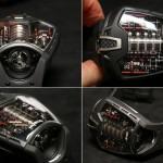Reloj Hublot exclusivo MP-05 Laferrari
