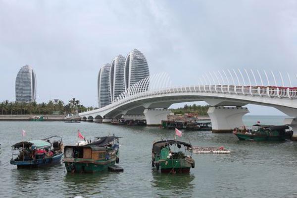 isla fenix hainan china