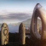 Isla Fénix, destino turístico para millonarios en China