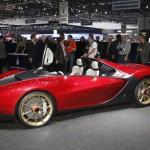 Sergio Concept de Pininfarina