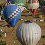 La aventura de subir en globo