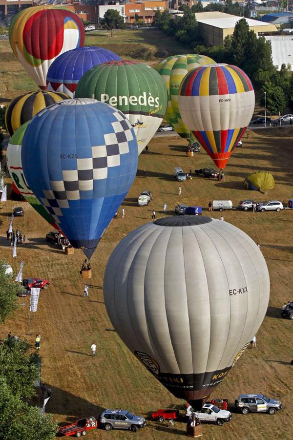 exhibicion globos