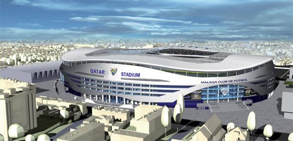 nuevo estadio malaga