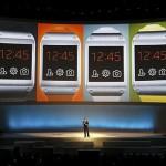 Reloj Samsung Galaxy Gear sorprendente