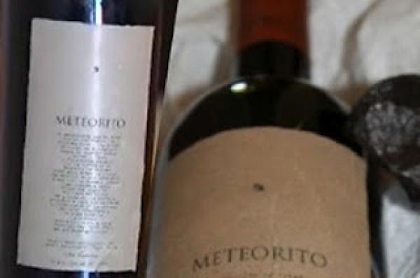 vino-meteorito