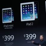 La tablet más ligera del mundo es Apple