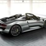 918 Spyder, la máxima potencia Porsche