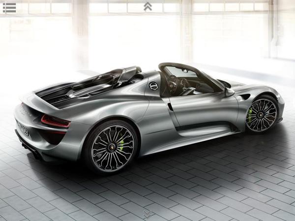 Imagen-lateral-del-Porsche-918-Spyder