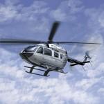 EC-145, el helicóptero de Mercedes-Benz