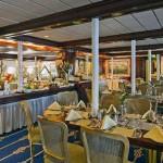 El ultra-lujo de un crucero en velero
