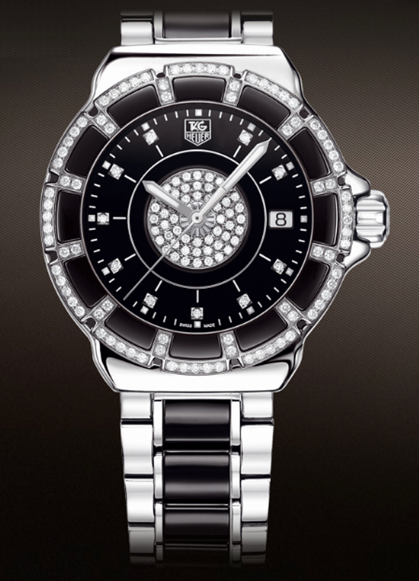 TagHeuer 148 diamantes