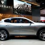 Maserati Levante para el 2015