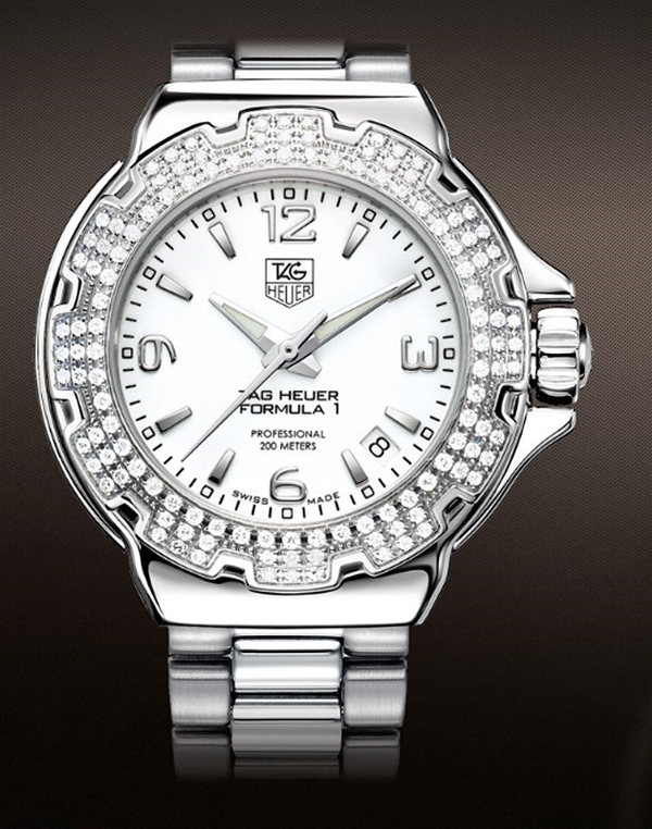 tag heuer formula 1 lady diamantes