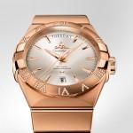 Reloj Omega Co-Axial, lujo y precisión