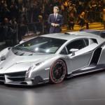 Lamborghini Veneno, la línea deportiva más agresiva