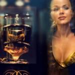 Lencería de oro por Rococo Dessous