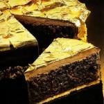 tarta choco oro