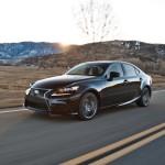 Nueva generación Lexus IS para el 2014