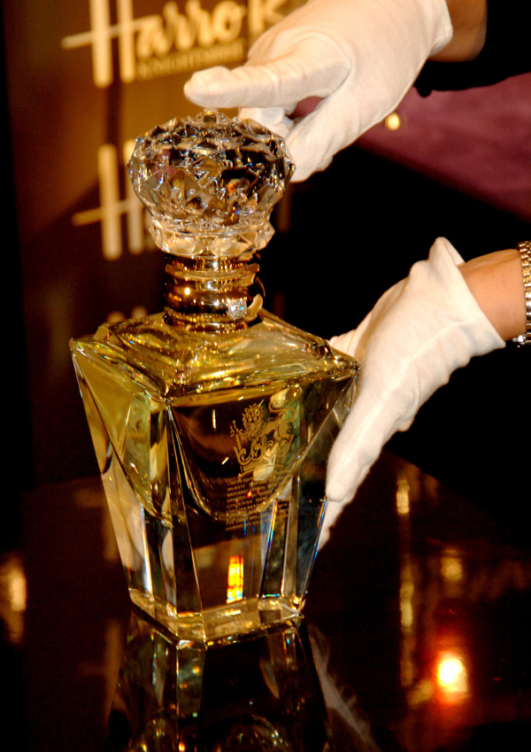 El perfume Nº 1 de Clive Christian estilos de vida