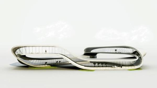 diseño vivienda infinito 3d
