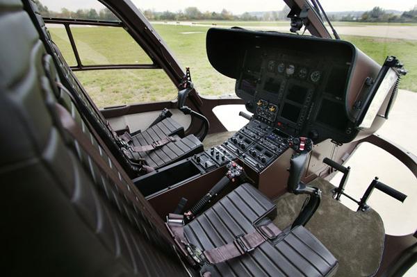 L'H?licopt?re - EC135 Herm?s.