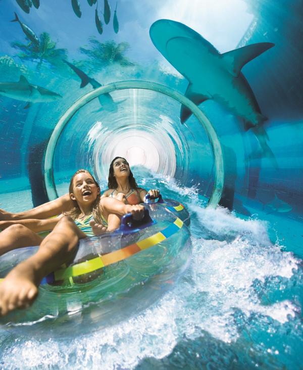 Dubai la nueva perla de oriente medio estilos de vida Imagenes de hoteles bajo el agua