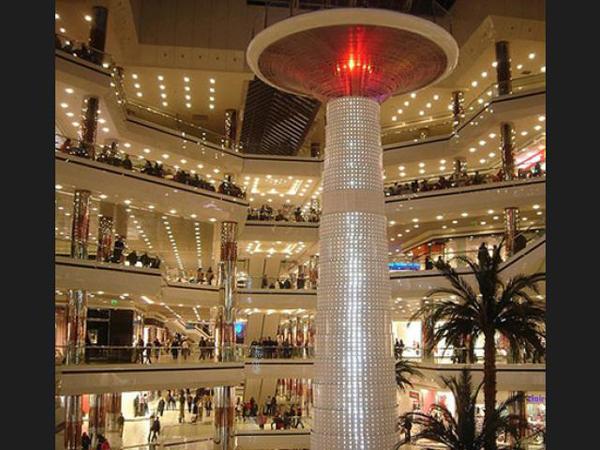 centro comercial grande dubai
