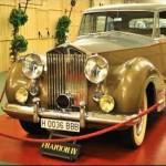 El museo de coches único de Torre Loizaga