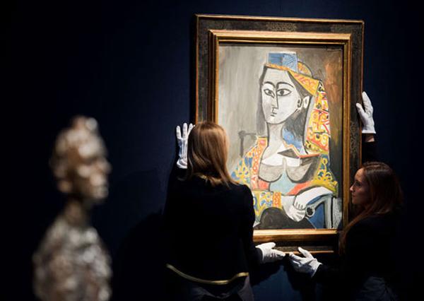 Arte-Picasso-subastas-Christies-Londres