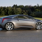 El híbrido de lujo Cadillac ELR 2014