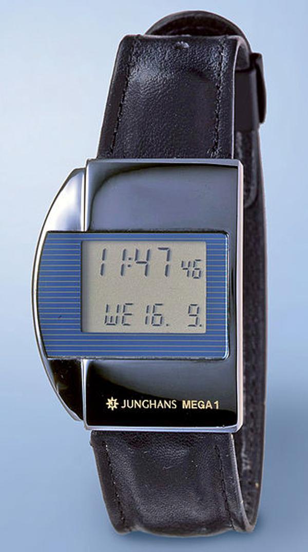 Junghans_Mega 1er radiocontrolado 1991