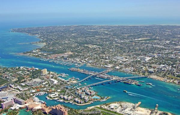 Una isla llamada Paraíso en Nassau