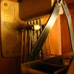 antiguo-reloj-junghans-carrillon-melodia-roble 2