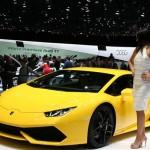 El esperado Lamborghini Huracán LP 610-4