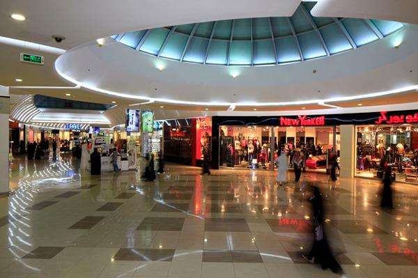 centro comercial oriente medio alhokair
