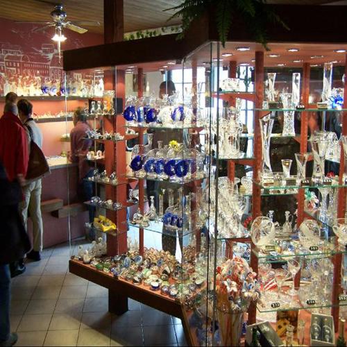 colecciones cristal de bohemia