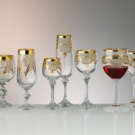 copas cristal de bohemia