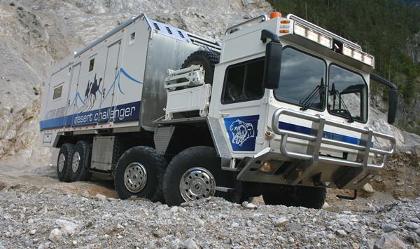Autocaravanas todo terreno Action Mobil - estilos de vida ...