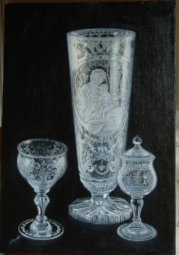 objetos de cristal de bohemia estilos de vida estilos