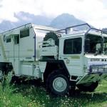 Autocaravanas todo terreno Action Mobil